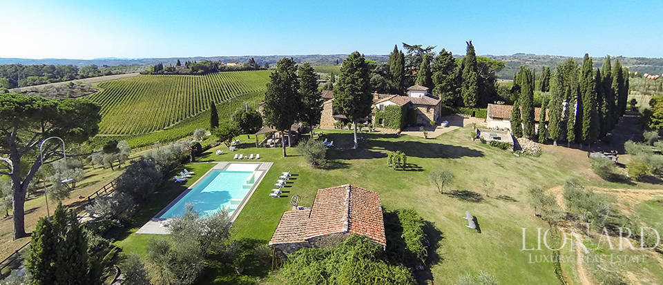 Luxury Villa in the Heart of Chianti Classico  Image 1