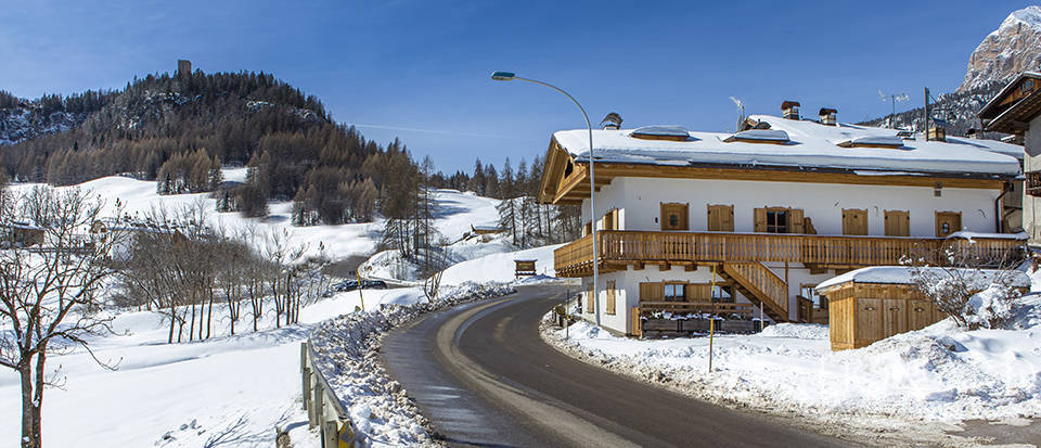 luxurious apartment for sale in cortina d ampezzo