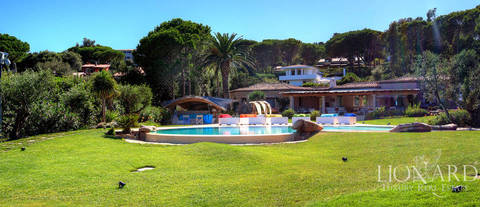 house of luxury island d elba