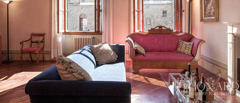 luxury apartment for sale in the heart of florence