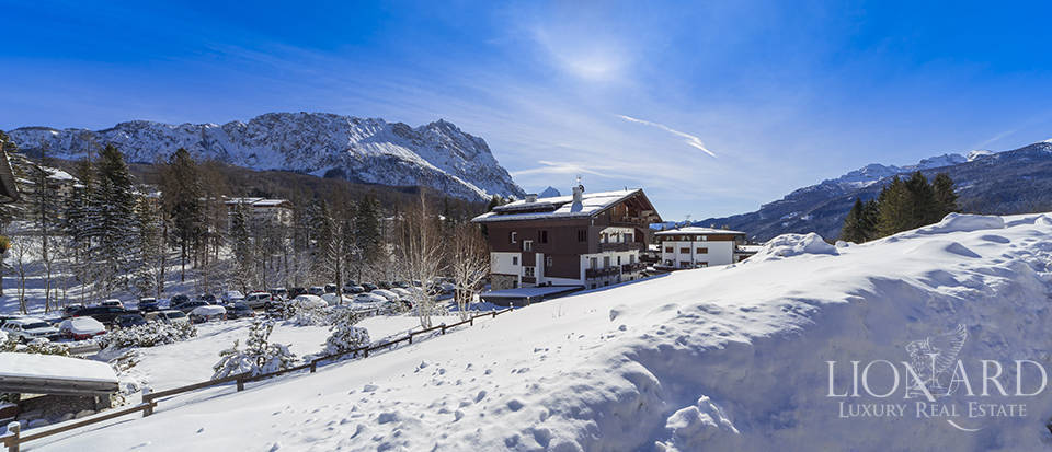 Luxury apartment for sale in Cortina D