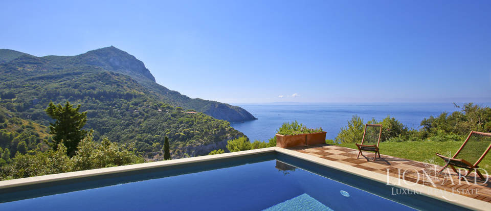 luxury villa for sale sea view