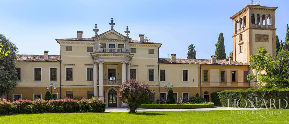 wunderbare luxusvilla in vicenza