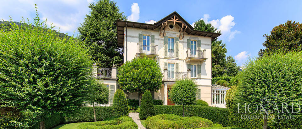 Charming period villa on Lake Como Image 1