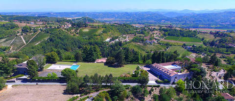 magnificent villa for sale in alessandria
