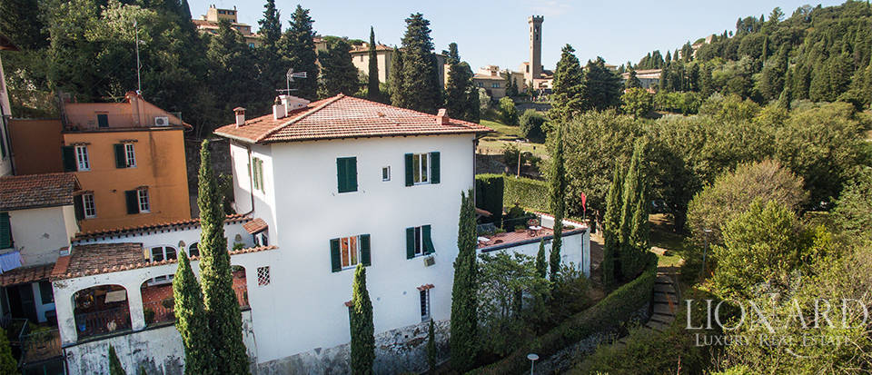 luxury villa with fantastic view over florence s hills