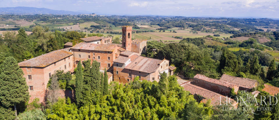 ancient castle for sale in pisa