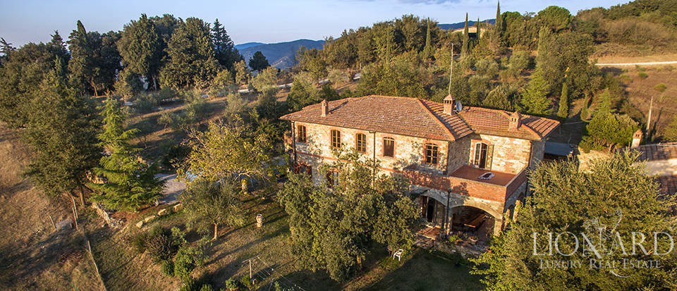 Resort for sale on Chianti