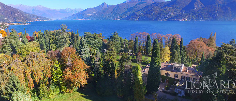 Historic luxury villa on the shores of Lake Como Image 1