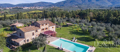 magnificent rustic farmstead for sale in florence