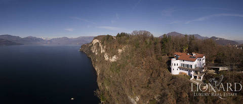 stunning luxury villa by the shores of lake maggiore