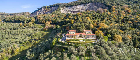 stunning villa for sale in massarosa