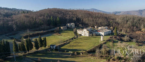 stunning historical estate for sale near florence