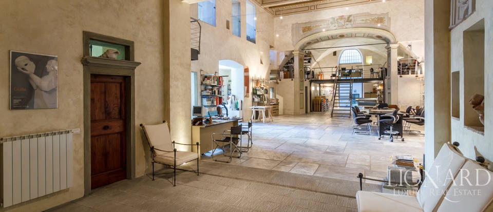 magnificent loft elado firenze