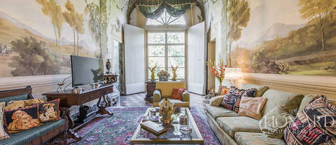 elegant historical estate for sale near bologna