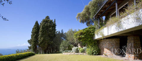 luxury villa by orbetello s sea