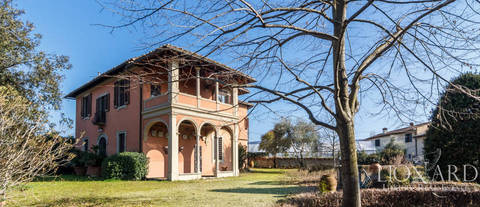 charming luxury estate at the outskirts of florence