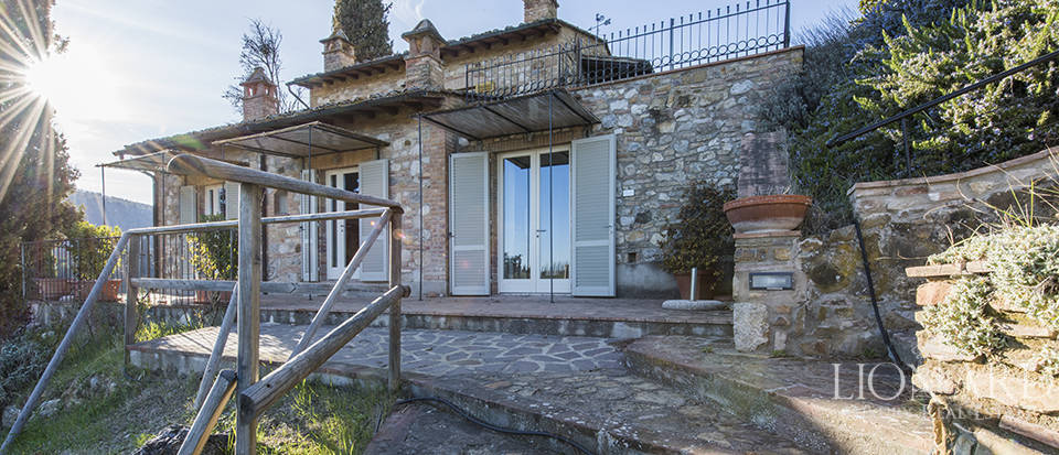luxury house for sale in san gimignano