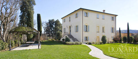 18th century estate on romagna s hills