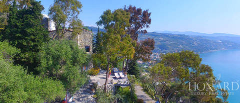 luxury villa for sale in ventimiglia
