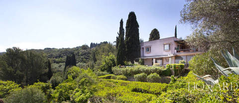 luxurious sea view villa for sale on mount argentario