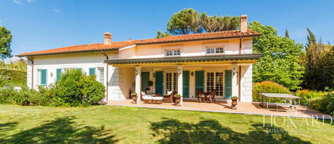 charming villa for sale in florence