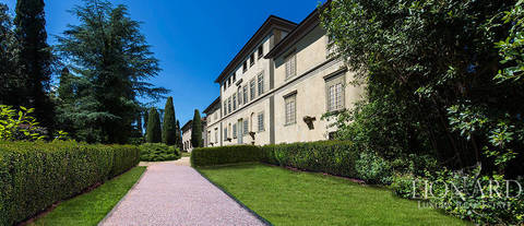 historical villa for sale in florence countryside