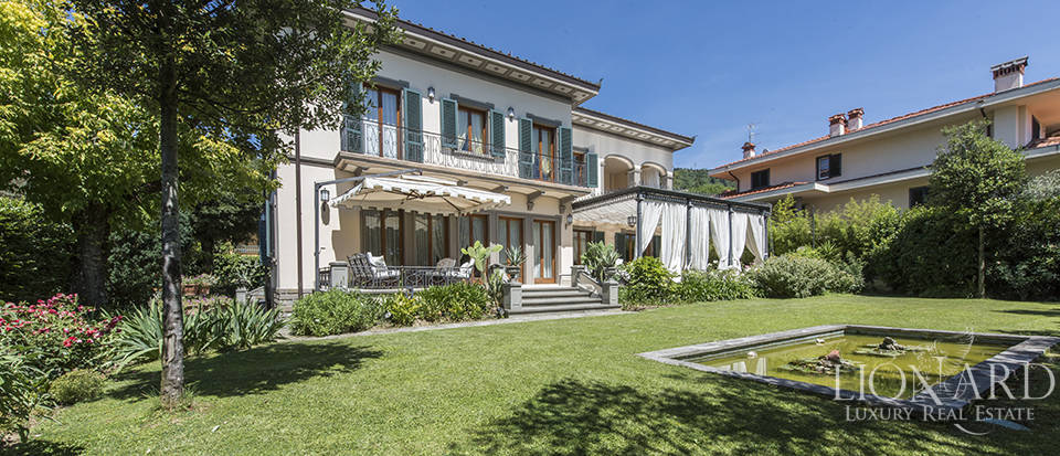 charming luxury villa in prato
