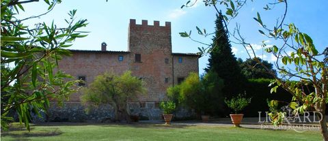 castle for sale tuscany