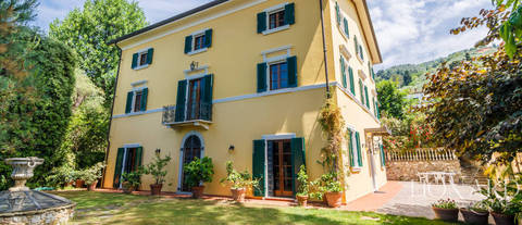 charming 19th century villa in pietrasanta