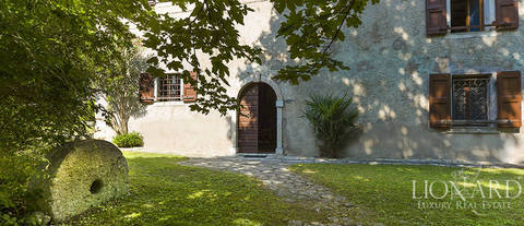 historical estate in trentino alto adige valleys