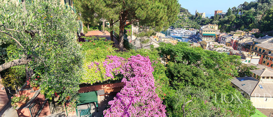 magnificent villa for sale in portofino