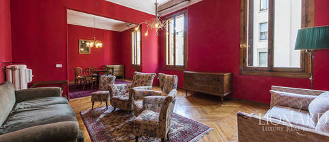 luxury apartment for sale near piazzale donatello