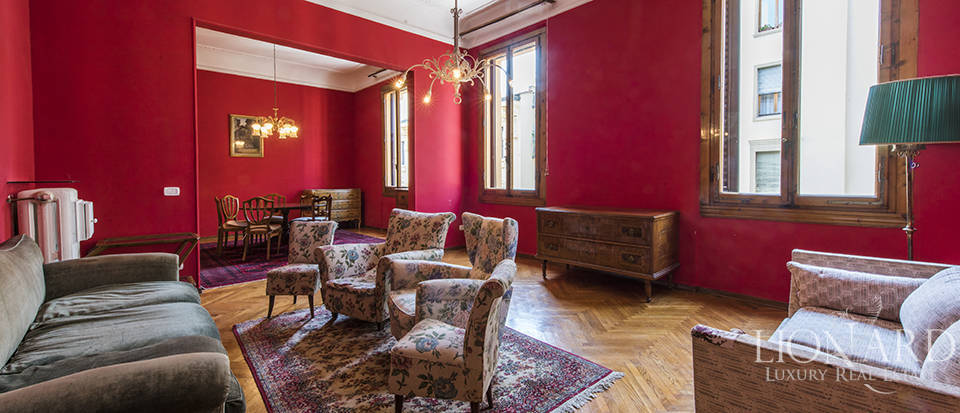 Luxury apartment for sale near Piazzale Donatello Image 1