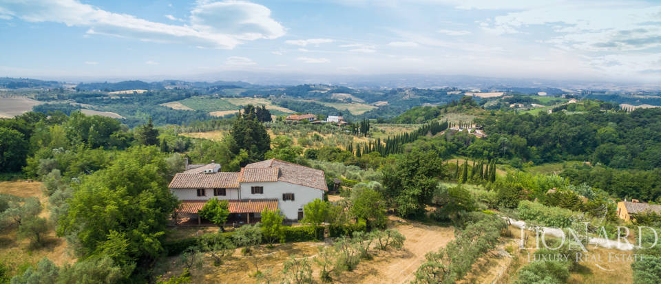 Prestigious estate on Montespertoli