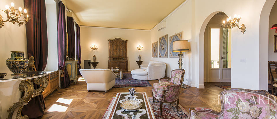 Luxury apartment near Florence