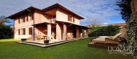 luxury properties italy versilia villas