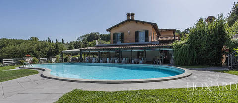 flott agritourism resort for salg i pistoia