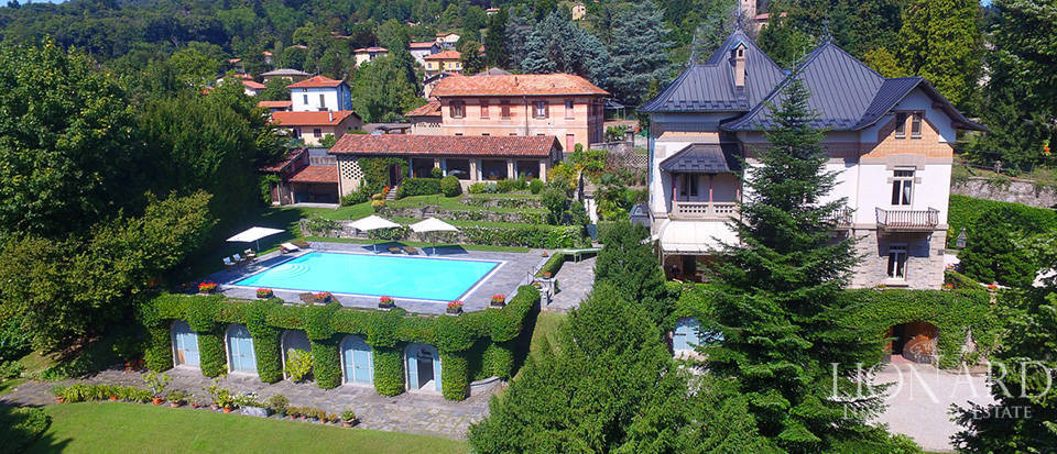 period villa near varese
