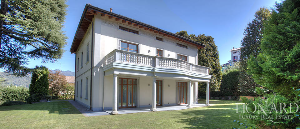 Comfortable villa for sale in Como Image 1