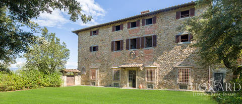 stunning historical villa at the outskirts of florence