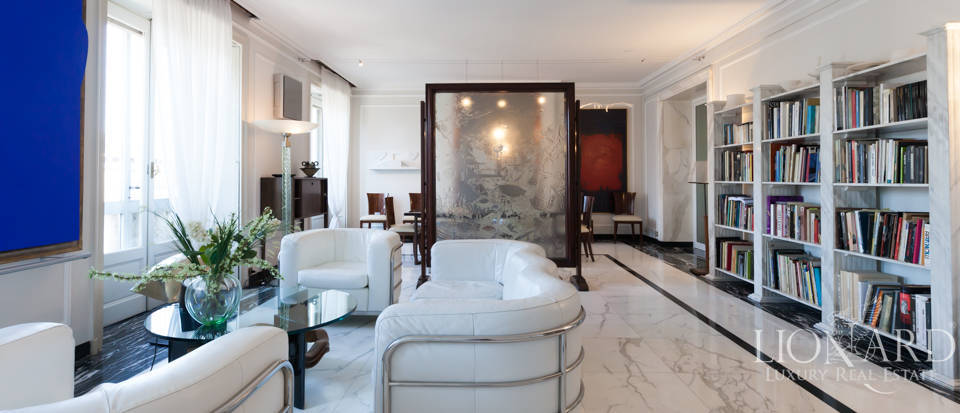 Pretigious penthouse for sale in Milan Image 1