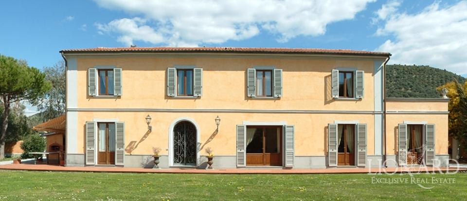 luxury home for sale italy villa toscana