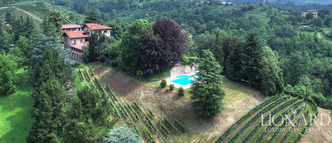 villa for sale in the province of bergamo