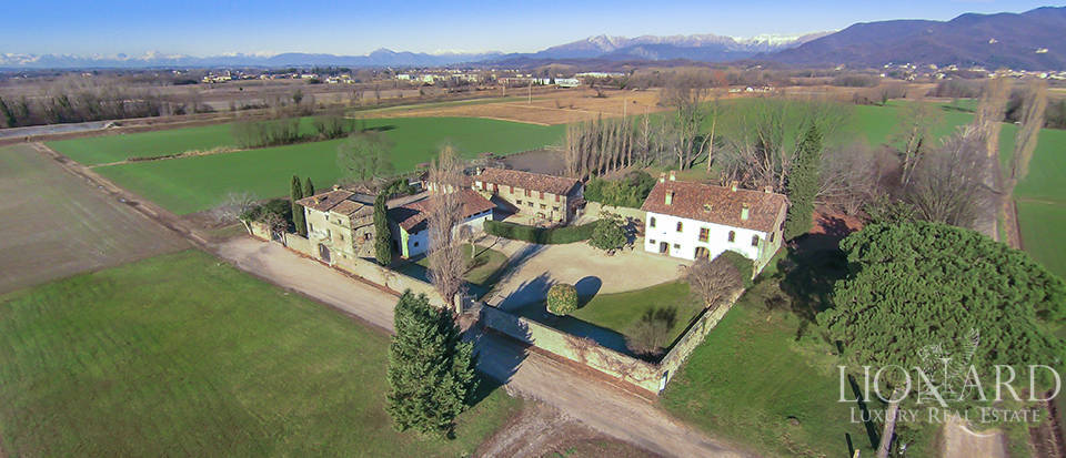 historical villa for sale in  friuli venezia giulia