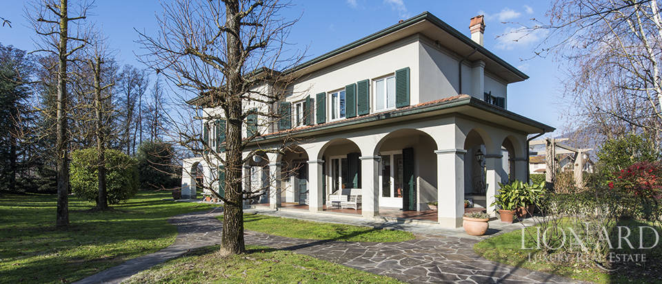 fantastic luxury villa for sale in lucca