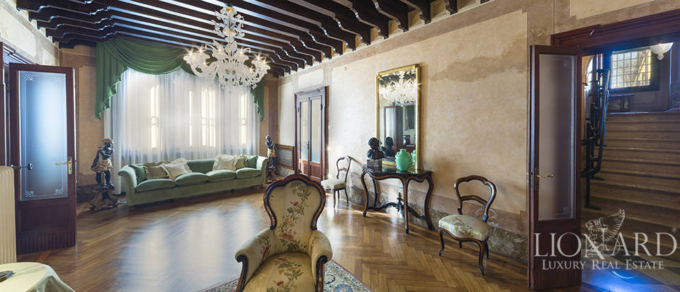 stunning historical estate for sale in veneto
