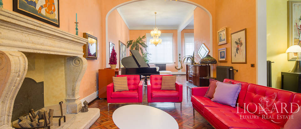 prestigious early 20th century villa in viareggio