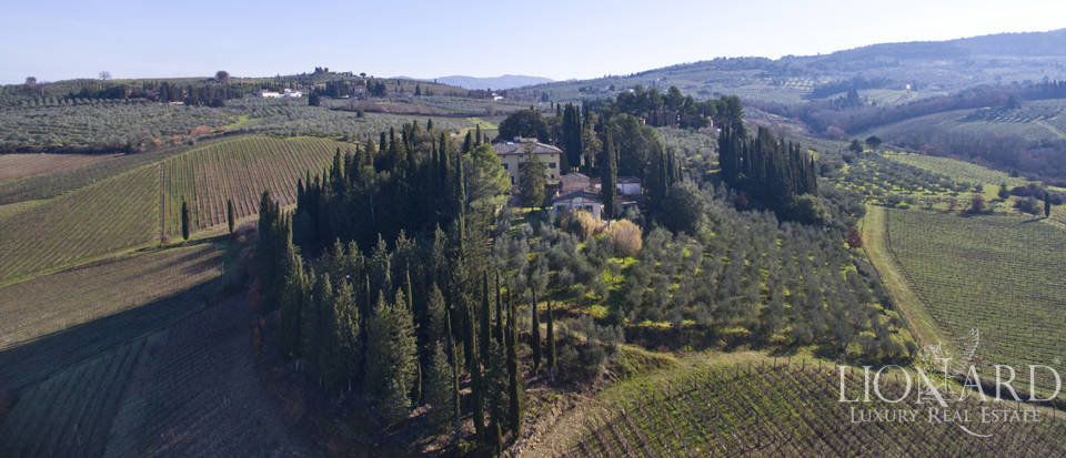 Villa for sale on Florence