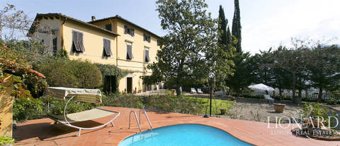 villa for sale on fiesole s hills